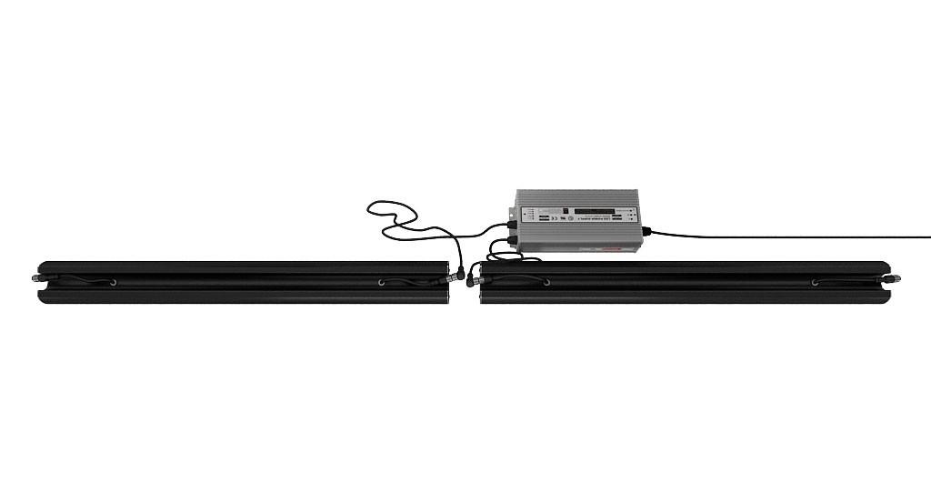 Aurascape LED RGB Light Bar