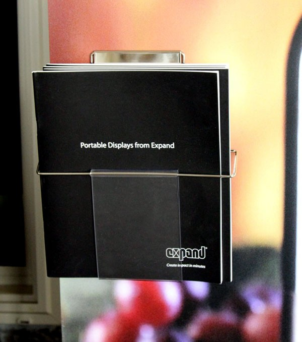 Expand Brochure Pocket
