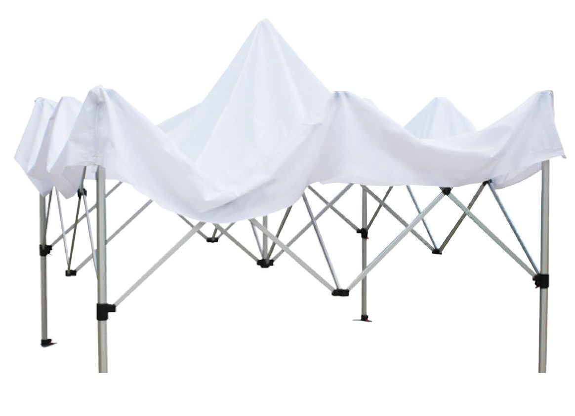 20u0027 Canopy Tent Kit frame ...  sc 1 st  Trade Show Display Pros & Solid Color 20u0027 Canopy Tent Kit | TradeShowDisplayPros.com