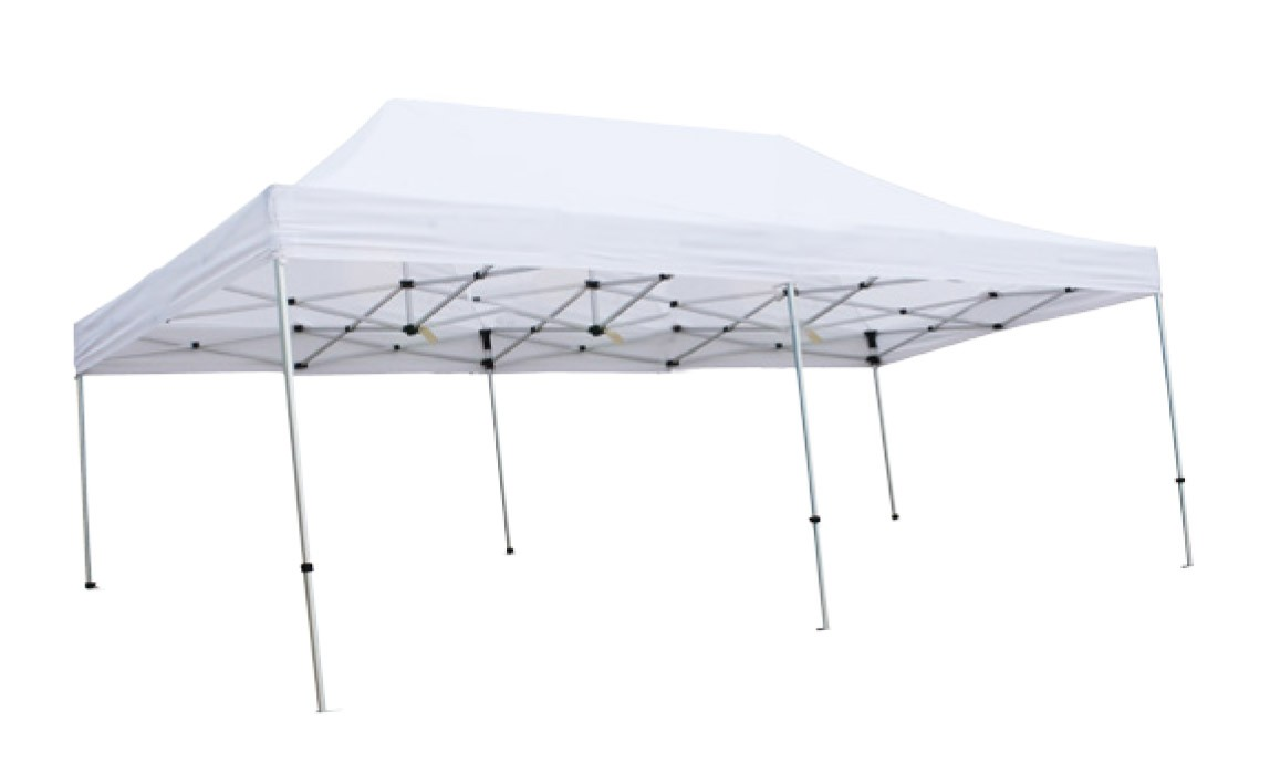 20' Canopy Tent Kit solid color