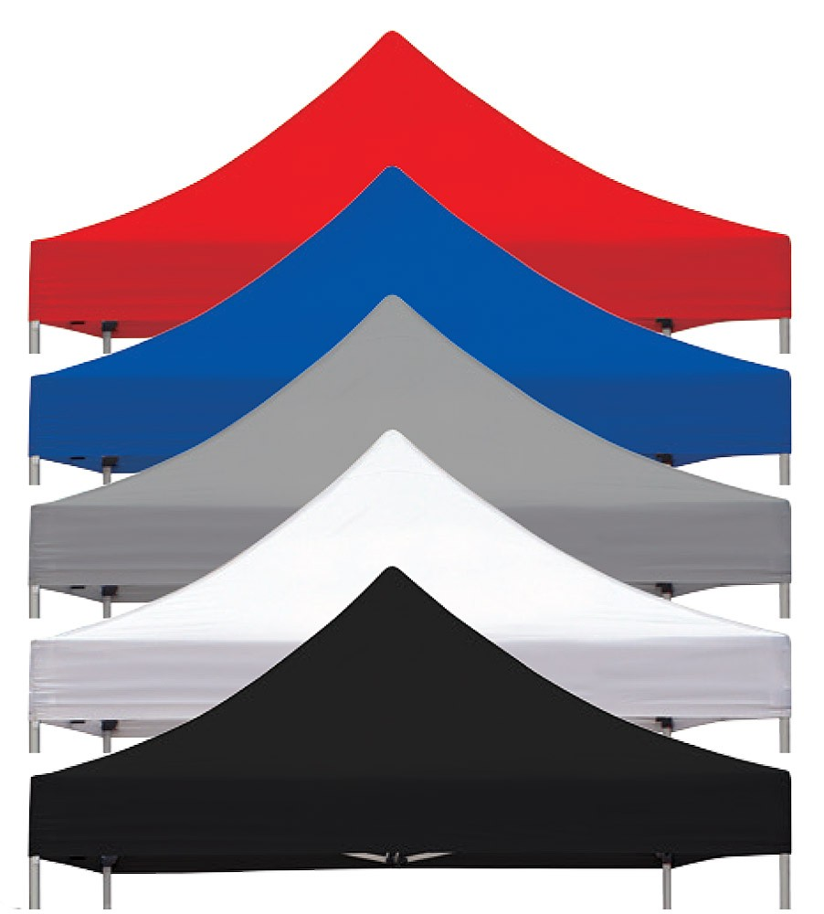 Canopy Tent Solid Color Full Wall