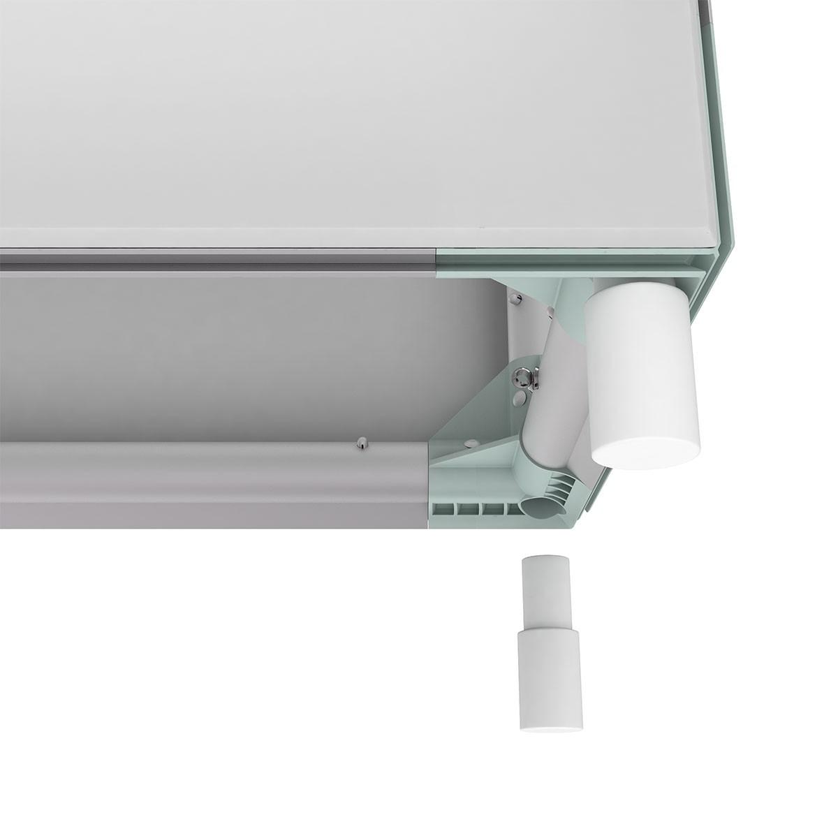 Casonara 50M Backlit Counter