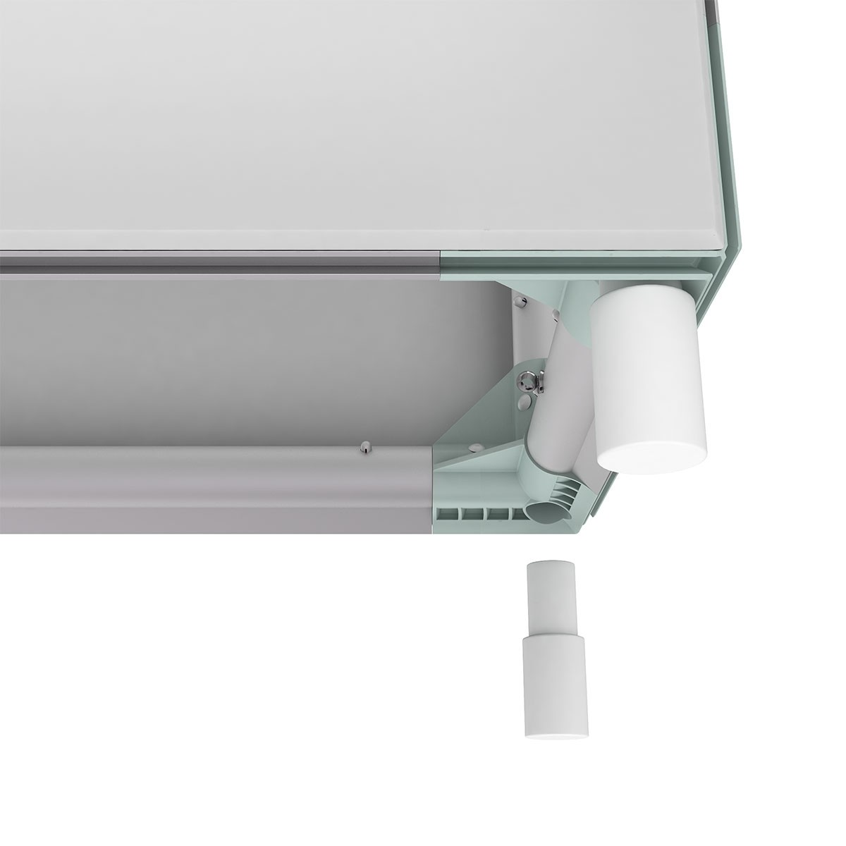 Casonara 200M Backlit Counter