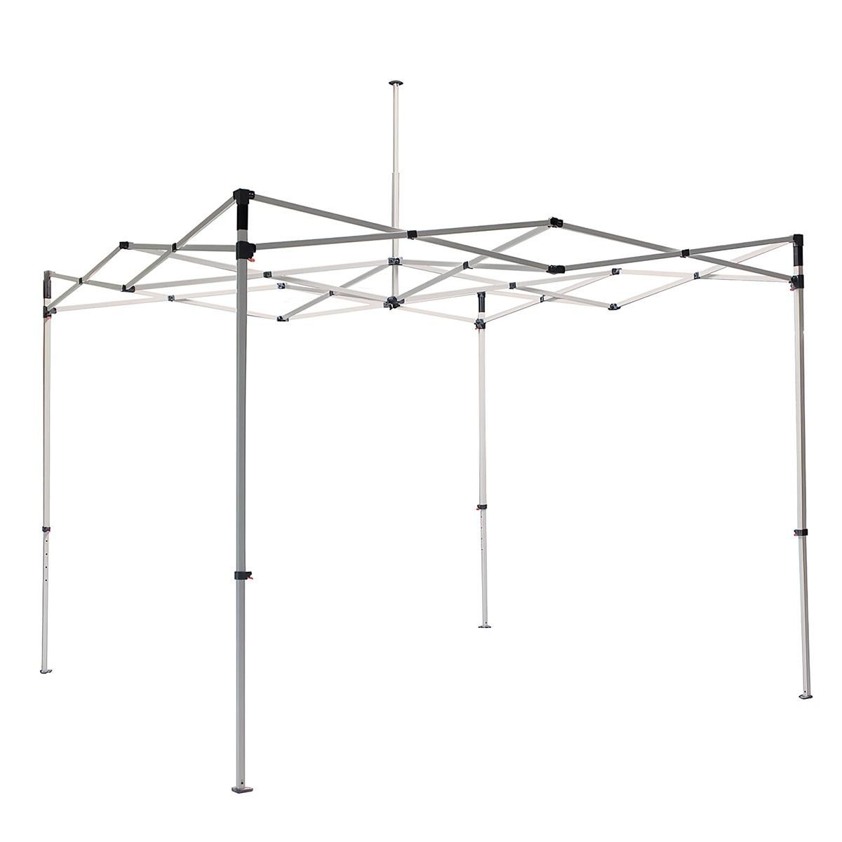 Economy Steel Frame Canopy Tent Kit