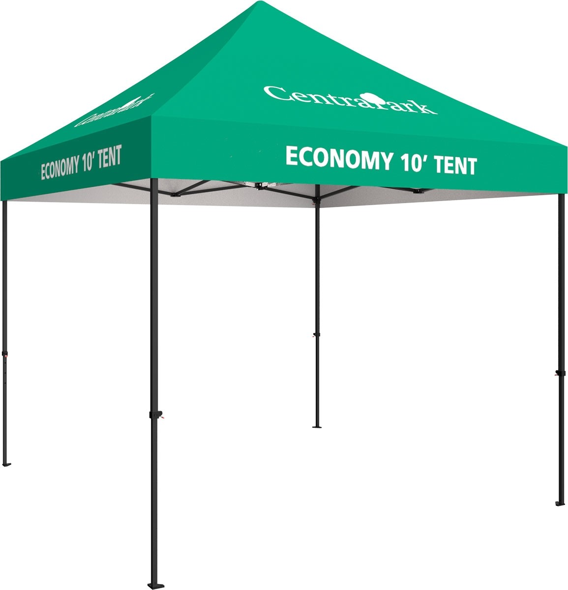 ... Economy Canopy Tent  sc 1 st  Trade Show Display Pros & Economy Canopy Tent Kit | TradeShowDisplayPros.com