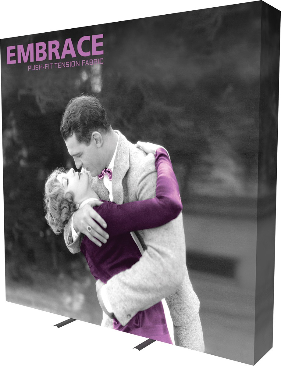 Embrace 3x3 Tension Fabric Display