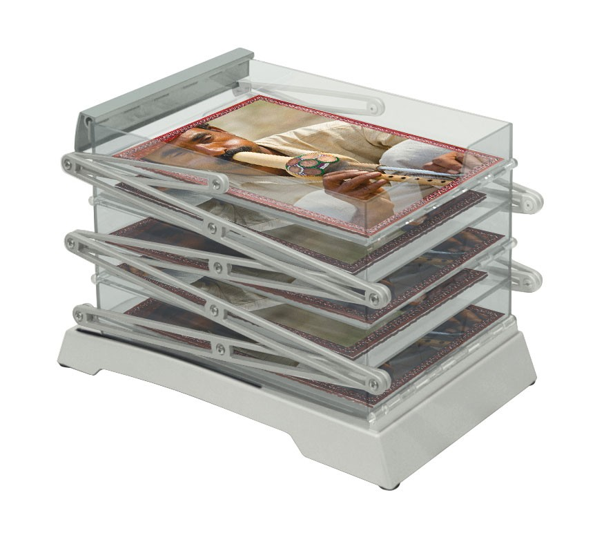 Expolinc Brochure Stand Double