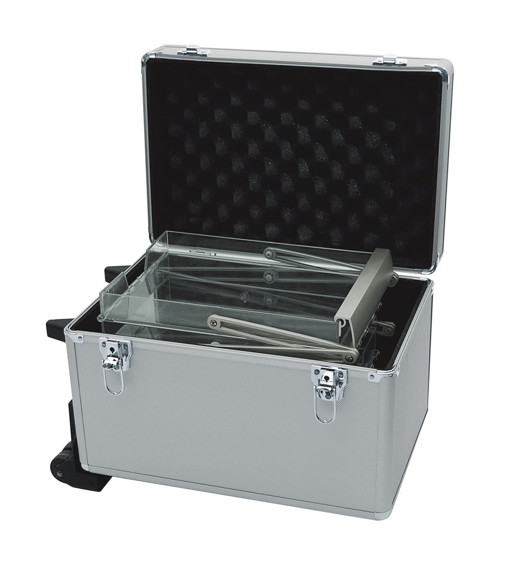 Expolinc Brochure Stand Double Case