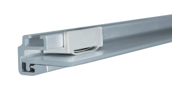 Expolinc aluminum panel strip for top rail