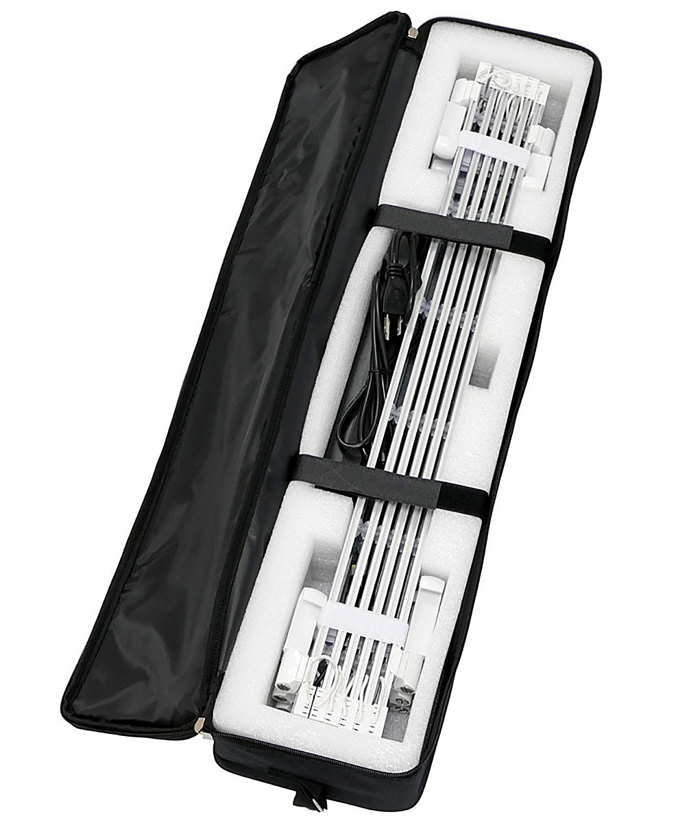Lumos 4x3 Backlit SEG Popup Display