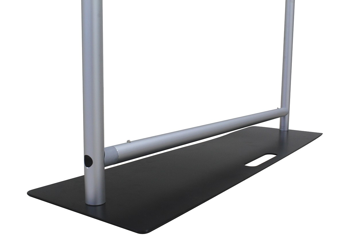 Tube Frame Banner 36 Tension Fabric Display