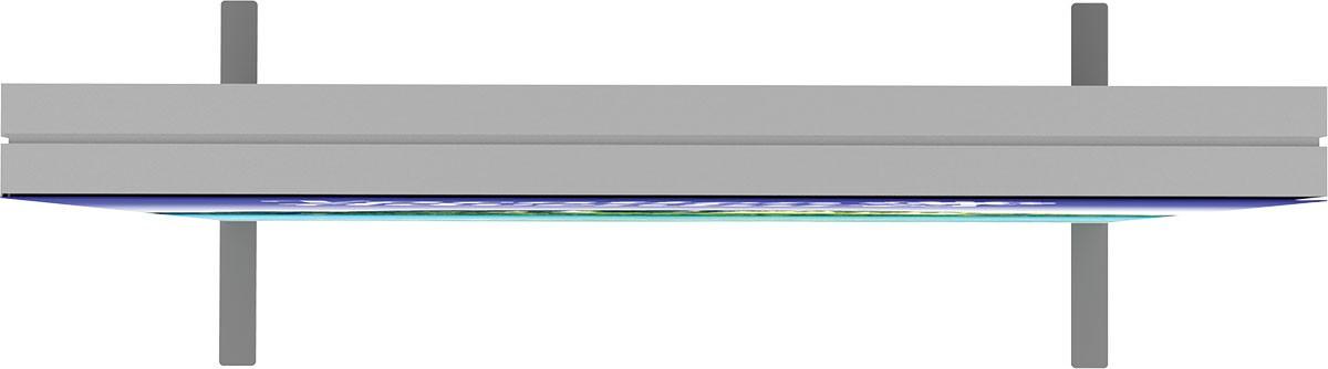 Vector Frame Rectangular Display 4x8