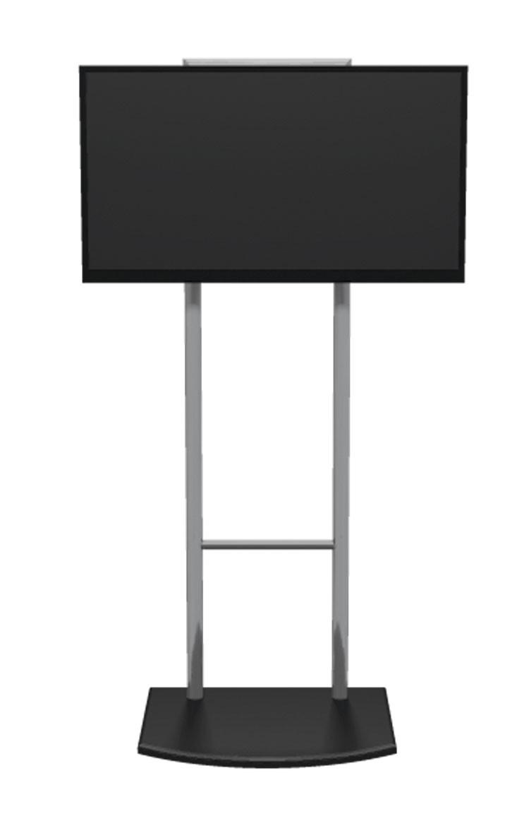 Vibe Freestanding Monitor Kiosk