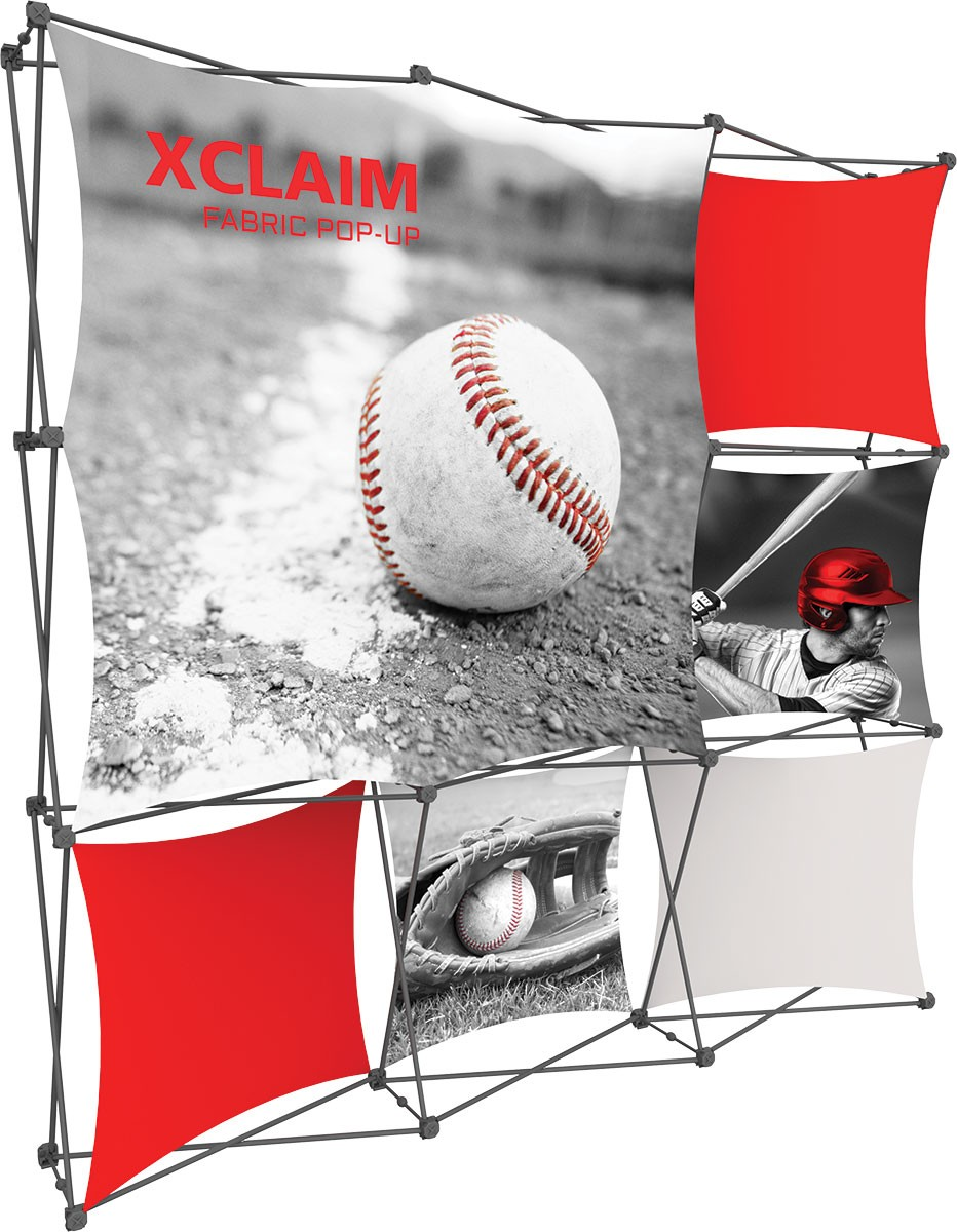 XClaim 8' Kit 3 Replacement Graphics