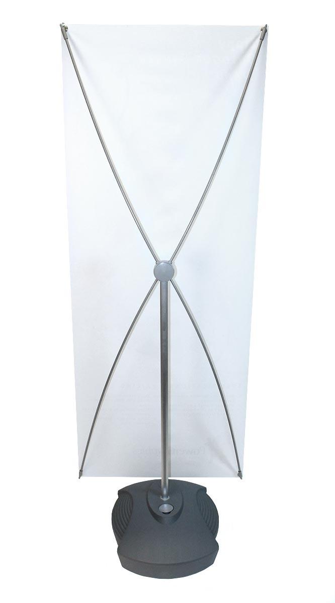 Zippy Outdoor Banner Stand
