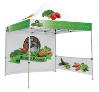 Canopy Tent Kit solid color