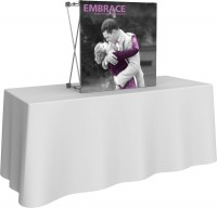 Embrace 1x1 Table Top Display