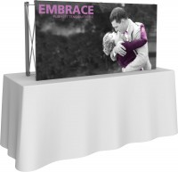 Embrace 2x1 Table Top Display