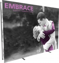 Embrace 4x3 Tension Fabric Display