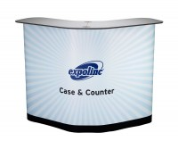 Expolinc Case & Counter Graphic Wrap