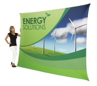 Formulate Lite Tension Fabric Display