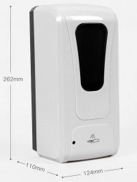 Clamp On Hand Sanitizer Dispenser