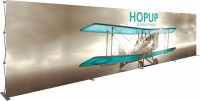 Hopup 30' Tension Fabric Pop Up Display