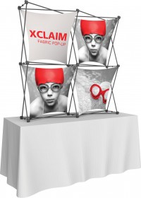 XClaim 5' Kit 4 Table Top Replacement Graphics