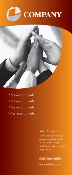 Banner Design - Services Copper