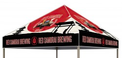 Replacement Economy Steel Frame Canopy Top
