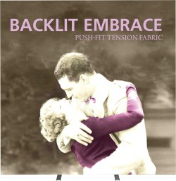 Embrace Backlit 8' Back Replacement Graphic