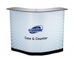 Expolinc Case & Counter Graphic Wrap