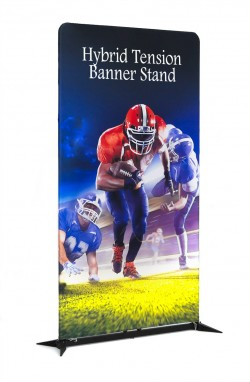Hybrid Tension Banner Stand Large Replacement Graphic