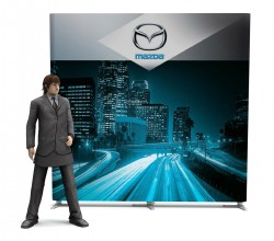 Triga 8x8 Straight Wall Replacement Graphic