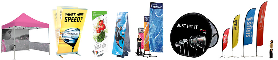 outdoor displays for trade shows